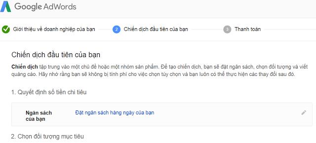 quảng cáo Google Adwords cho rạp chiếu phim dịp hè