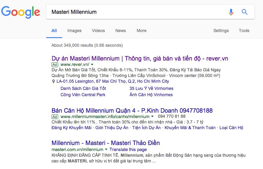 công ty quảng cáo Google Bến Tre