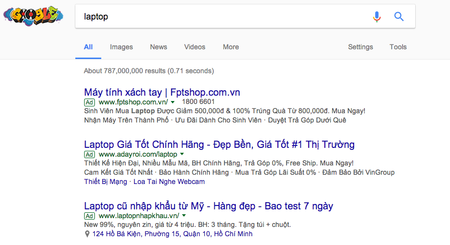 đưa website lên top Google