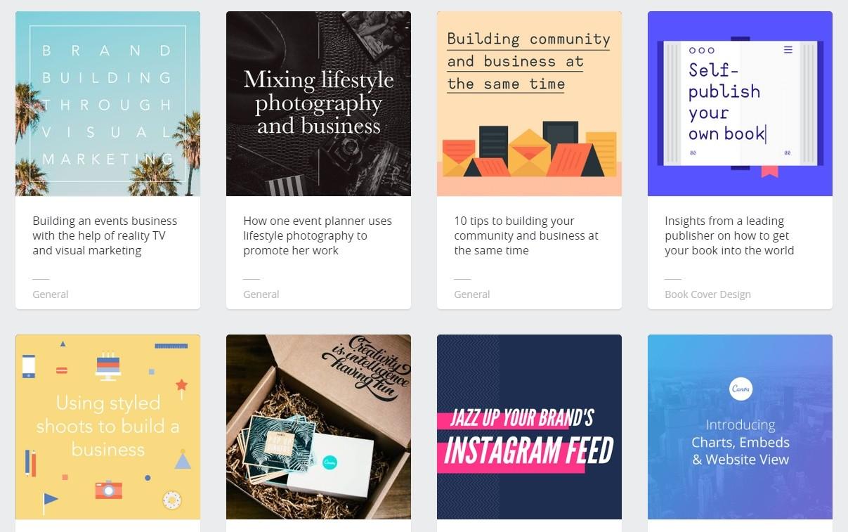 Canva - Công cụ thiết kế hình ảnh miễn phí