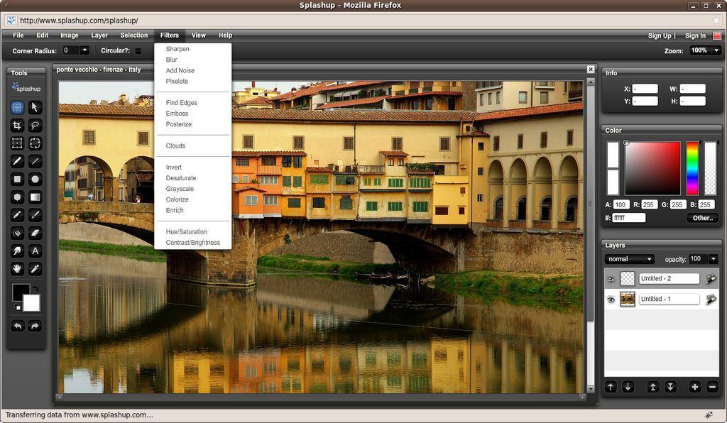 phần mềm chỉnh sửa ảnh online miễn phí