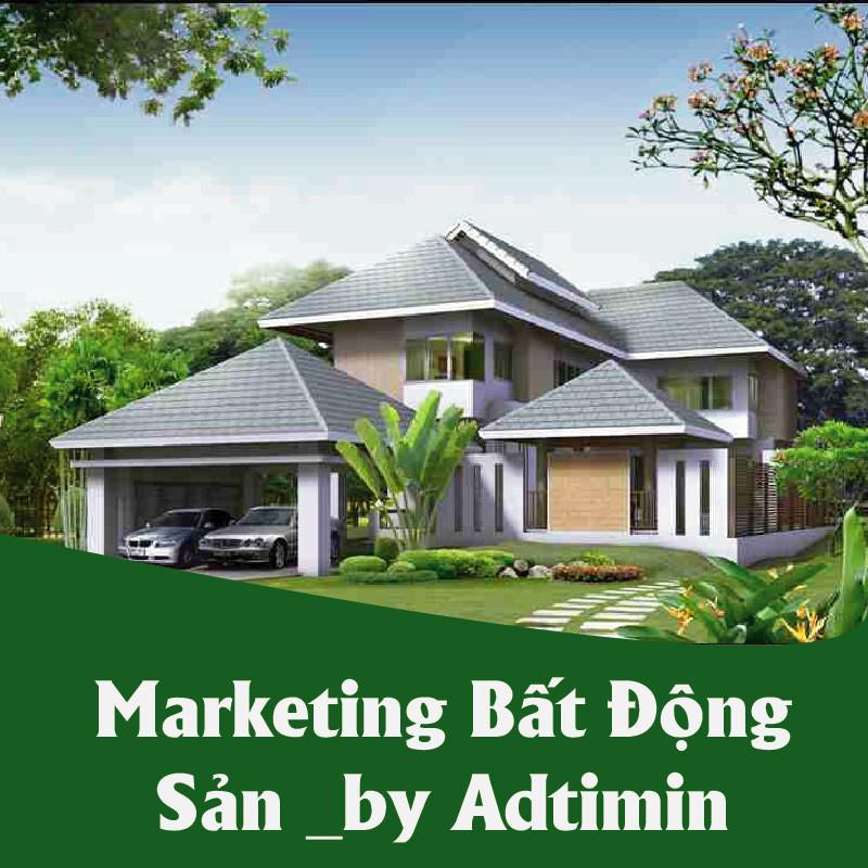 Banner quảng cáo marketing bất động sản