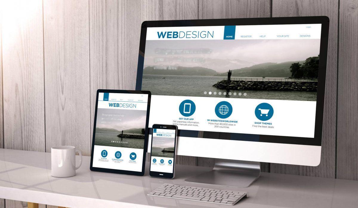 thiết kế website quận 10