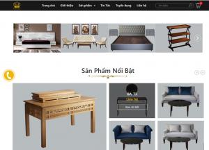Cửa hàng cung cấp đồ gỗ nội thất giá rẻ
