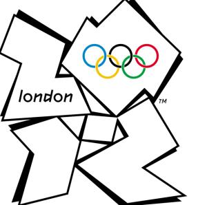 Logo thế vận hội London 2012