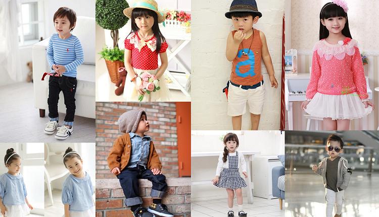 Quần áo trẻ em giá rẻ uy tín tại TP.HCM