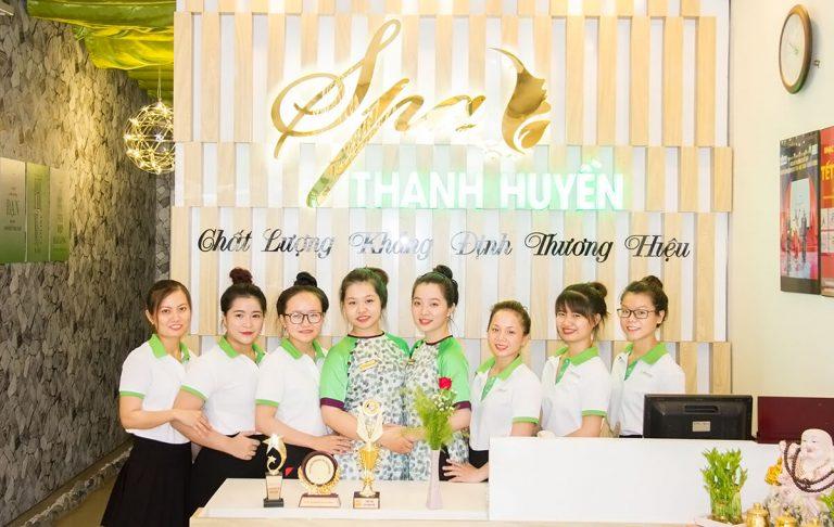 Học viện Spa Thanh Huyền