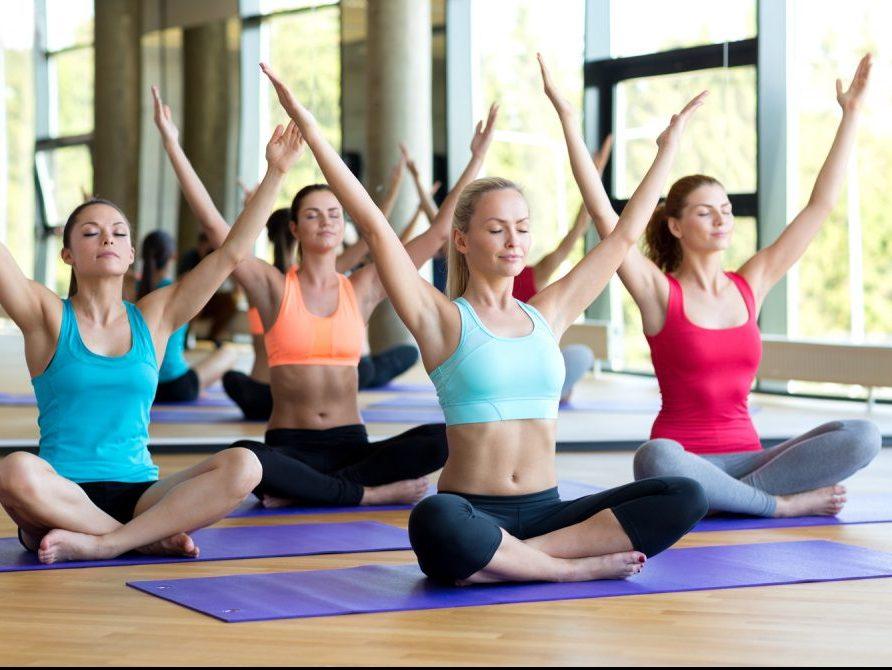 Mở phòng tập Yoga