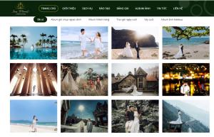Mẫu thiết kế Website Studio chuyên nghiệp tại Đà Nẵng