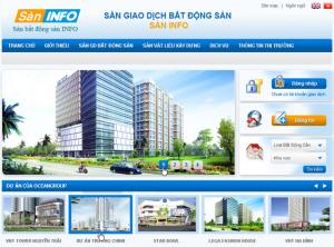 Thiết kế Website BĐS chuẩn SEO tại Long An giá rẻ