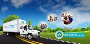 Dịch vụ chuyển nhà giá rẻ trọn gói TP.HCM