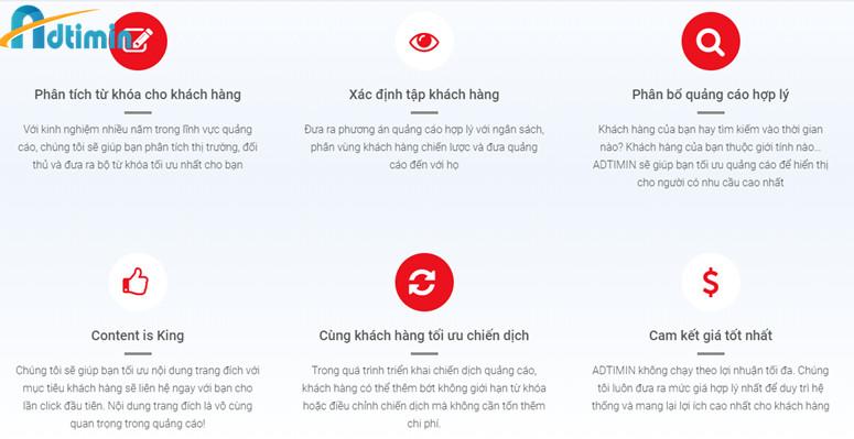 Chạy quảng cáo marketing tuyển sinh Google