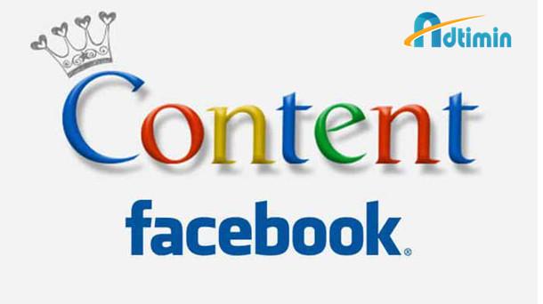 Tiếp thị nội dung trên diễn đàng Fanpage facebook