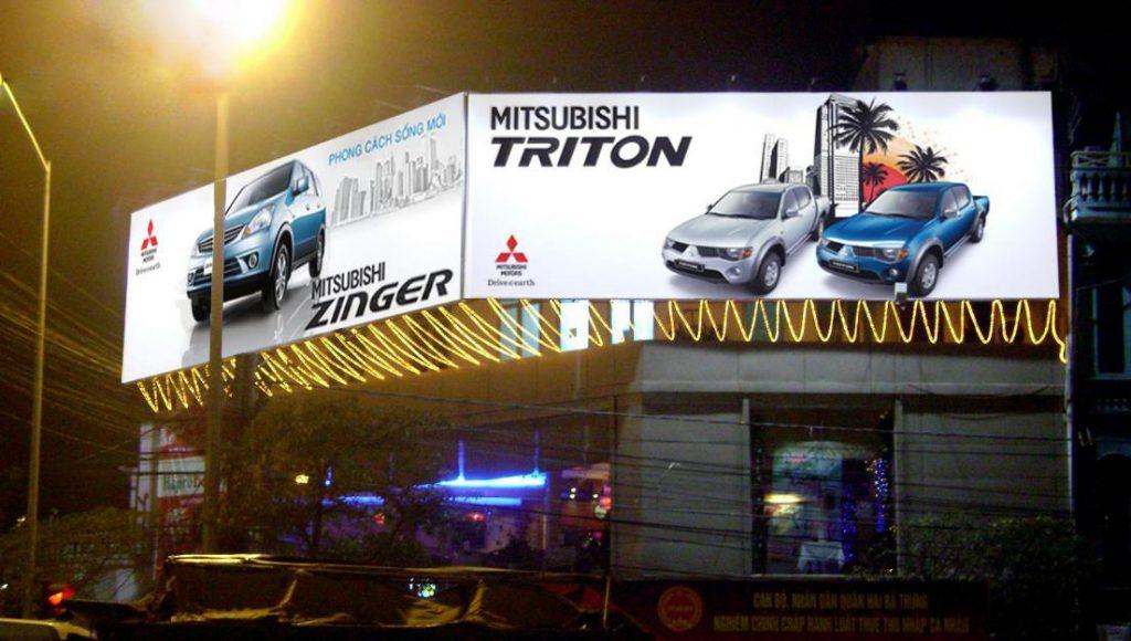 Công ty thi công bảng hiệu quảng cáo chất lượng tại Hà Nội